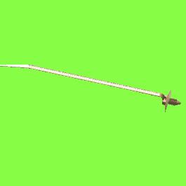 Lanière A Plugger Dans Tôle - Tie Wraps To Plug
