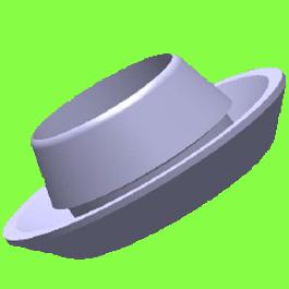 Capuchon Rond - Rond Caps