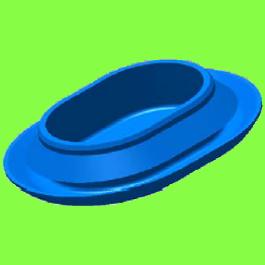 Capuchon Oblong - Oblong Caps