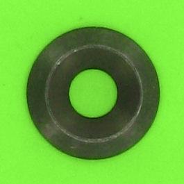 Bricka full nedsänkning svart polyamide NFE 27619