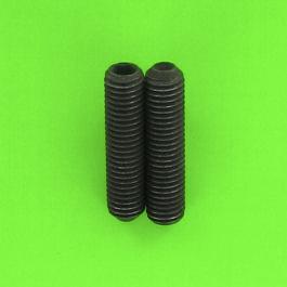 Stål 45H svart ANSI B18-3