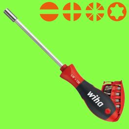 Porte-Embout SoftFinish avec magasin de rangement Magnétique 1/4