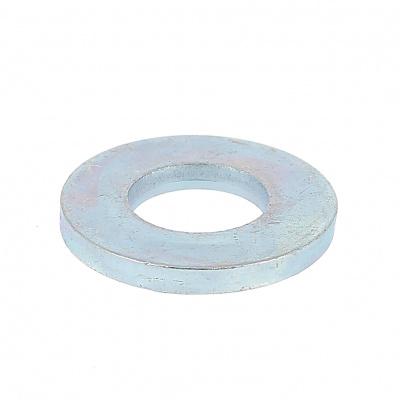 Bricka förzinkat vitt stål Din 125A