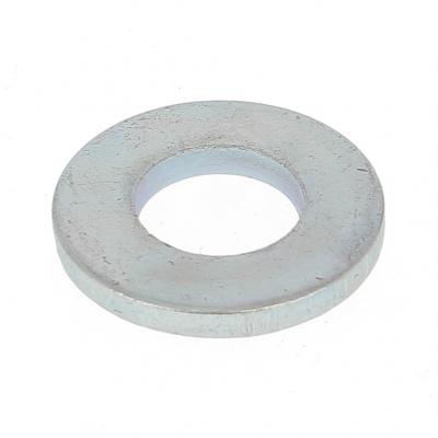 Bricka förzinkat vitt stål Din 1440